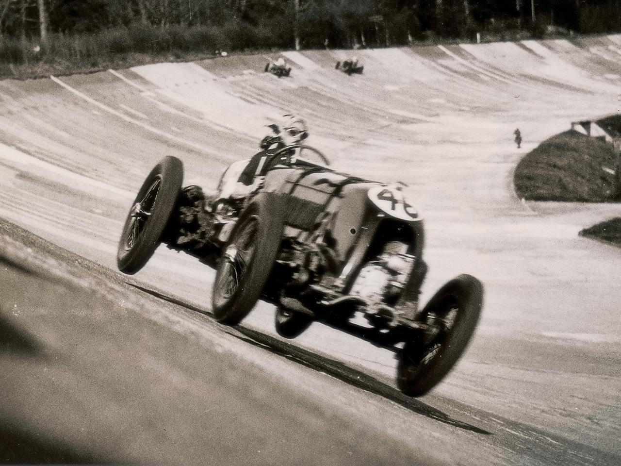 Brooklands Motor Racing Circuit