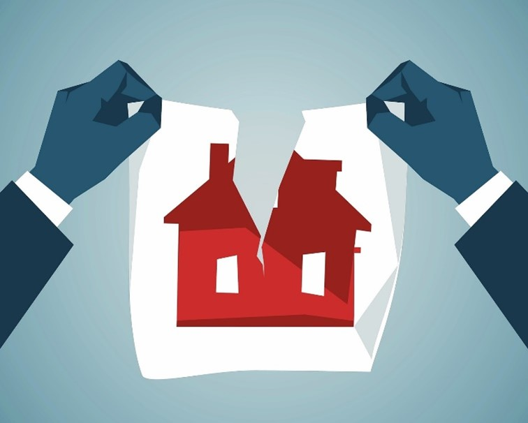 John Szepietowski Considers What happens to the legal estate when a cohabiting couple separate?